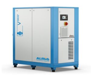 ALMiG screw compressor series V-Drive 37 D