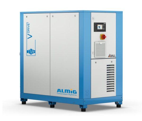 ALMiG screw compressor series V-Drive 37 D