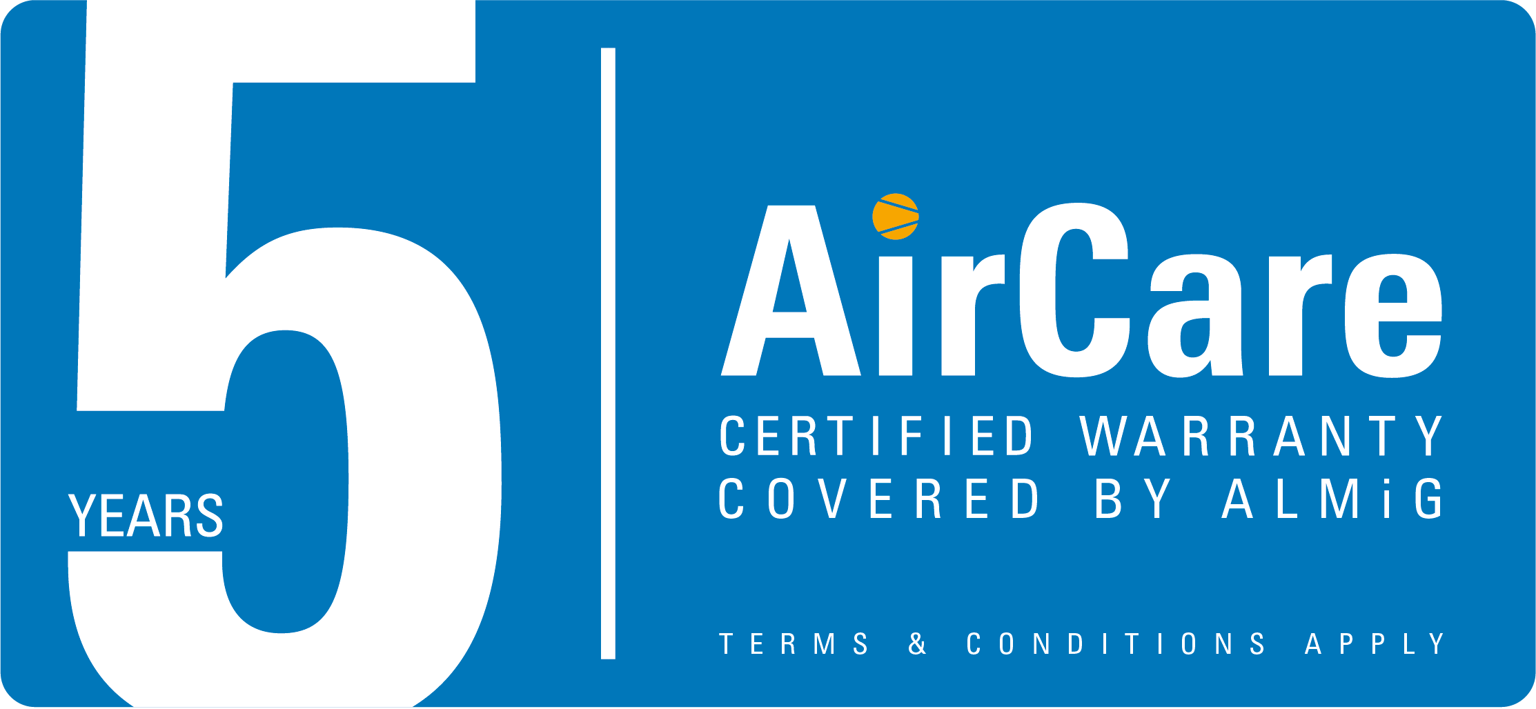 AirCare 5 years