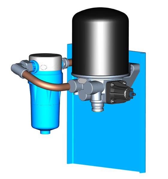 TAD 400 – Single-chamber dryer